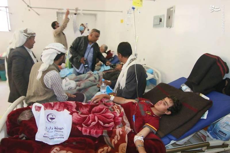 وضع وخیم بیماران در یمن در پی کمبود دارو و تجهیزات پزشکی