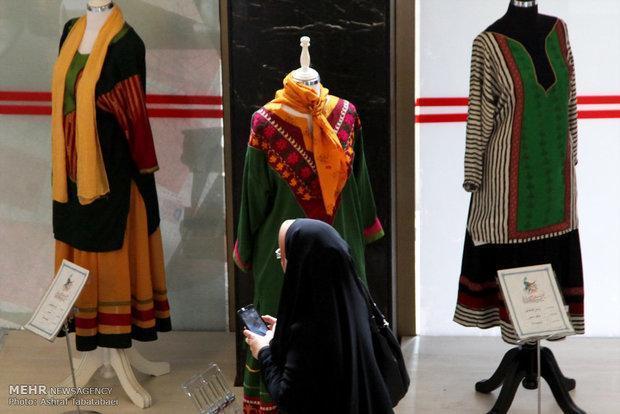دانشگاه الزهرا (س) میزبان نمایشگاه مد و لباس دانشجویی شد
