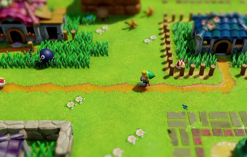 بازسازی Legend of Zelda: Links Awakening برای سوییچ رونمایی شد