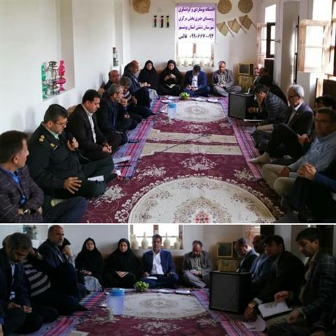 اقامتگاه بومگردی در شهرستان دشتی استان بوشهر افتتاح شد