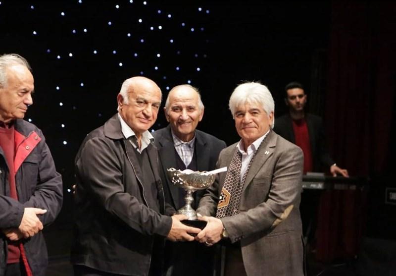 جوایز برترین های جام یونس شکوری اهدا شد
