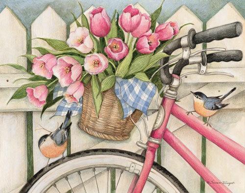 نوزدهمین بهار دوچرخه ای ها مبارک!