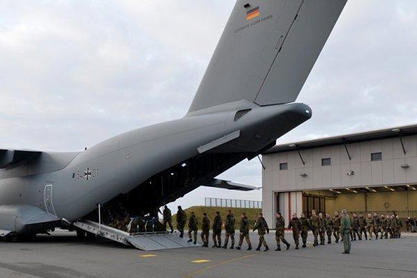 قصد آلمان برای کاهش بودجه نظامی علیرغم تهدید ترامپ