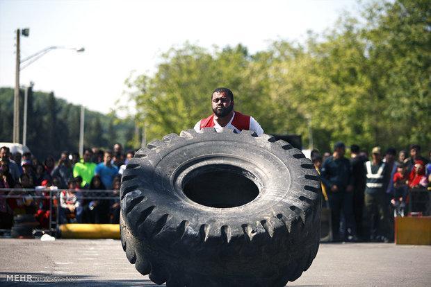قوی ترین مردان جام نوروزی استان مرکزی معرفی شدند