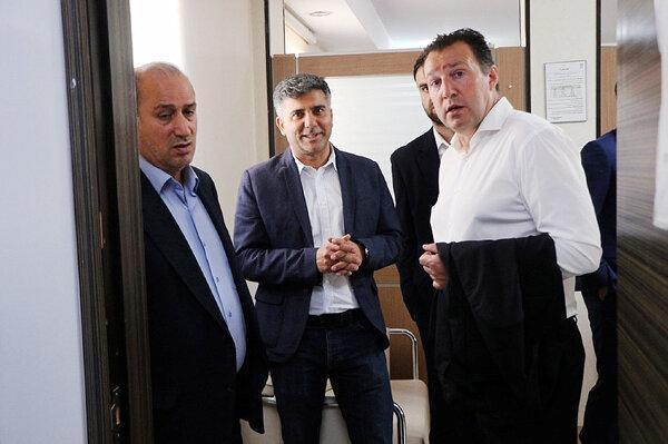 جزییات قرارداد ویلموتس با فدراسیون فوتبال از زبان مهدی تاج