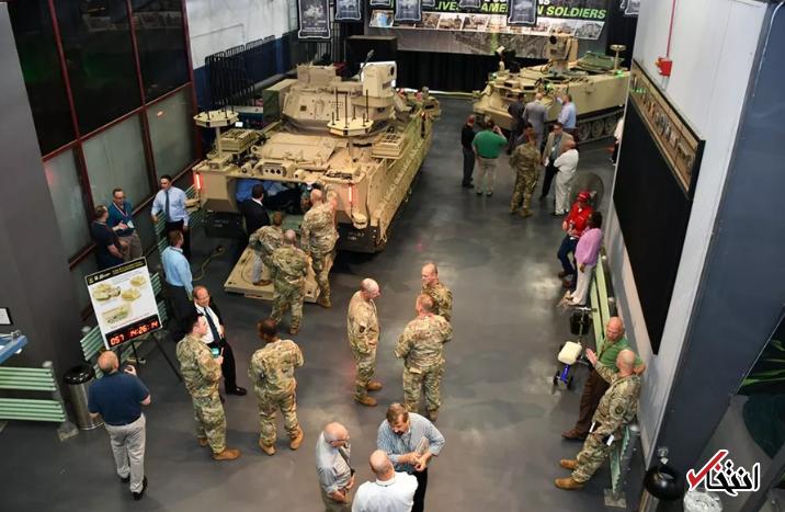 خودروهای زرهی رباتیک از سال 2020 وارد ارتش ایالات متحده می شوند