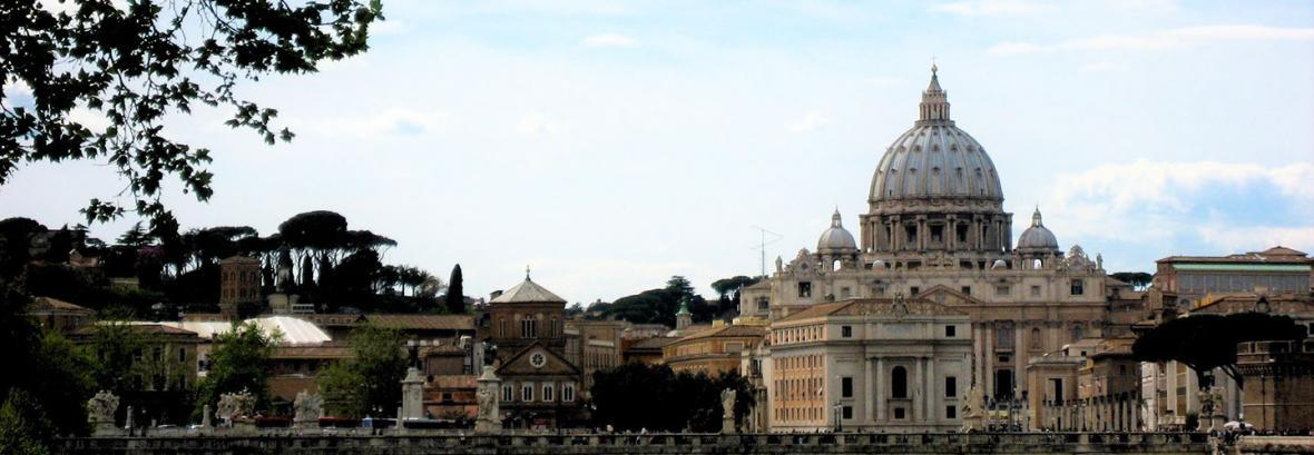 اینجا قلب مسیحیت کاتولیک است ، تصاویری از کلیسای پطرس مقدس در واتیکان